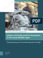 [Late Antique and Early Medieval Iberia] Andrew Fear, Jamie Wood (eds.) - Isidore of Seville and His Reception in the Early Middle Ages_ Transmitting and Transforming Knowledge (2016, Amsterdam University Press)