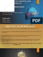 AI for Green and Sustainable Future PDF(NIDHI)
