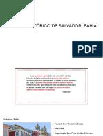 Apresentação 1 Salvador Bahia