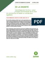 Rapport_Oxfam_Le_prix_de_la_dignite_Covid19_090420