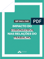 IMPACTO DO COVID-19 NAS RELAÇÕES DE TRABALHO