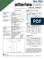 gp-batteries-gp450lah-technical-data-sheet