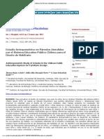International Journal of Morphology - Estudio Antropométrico en Párvulos Atendidos por el Sistema Educativo Público Chileno para el Diseño de Mobiliario.pdf