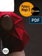 Pattern Magic 3 A magia da modelagem Tomoko Nakamichi