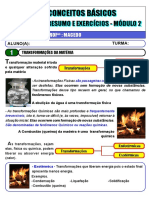 CONCEITOS BÁSICOS - MODULO 2