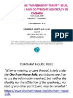 Howard Knopf Uof Alberta presentation February 26  2020 as edited.ppsx