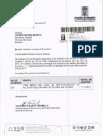 Política Pública de Cultura Del Fútbol en Medellín | Acuerdo 075 de 2017