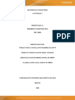 matematica financiera 2