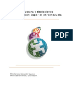 leyes universitrias venezuela