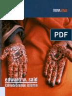 Krivotvorenje islama - Edward Said