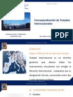 1Conceptualización de Tratados Internacionales