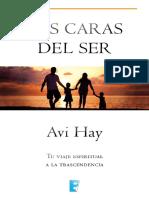 Las caras del ser. Tu viaje espiritual a la trascendencia.pdf