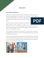 EJEMPLOS DE TEXTOS NARRATIVOS - EXPOSITIVOS Y ARGUMENTATIVOS