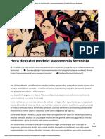 Hora de outro modelo_ a economia feminista _ Combate Racismo Ambiental