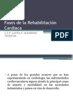 Fases de la Rehabilitación Cardiaca
