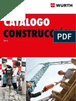 Catálogo Construcción WURTH 2015