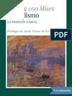 Liberalismo Trad Juan Marcos de la Fuente - Ludwig von Mises.epub