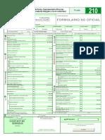 Analisis Renta 2013