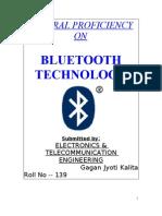 Bluetooth Presentation MRIDUL