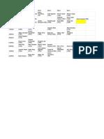 CRE Schedule Labour Law 2