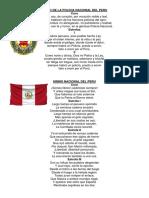 HIMNO DE LA PNP Y DEL PERÚ