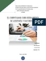 TRABAJO TEMA III - El computador como herramienta de auditoria y documentos(ALEX MENDOZA I5TC).pdf