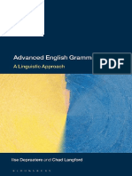 Advanced English Grammar A Linguistic Approach [Ilse Depraetere and Chad Langford].pdf