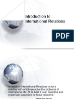 Introduction to I.R