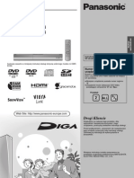 Instrukcja Panasonic