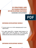 Diverse-Structures-and-Common-Characteristics-of-Developing-Nations