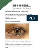 Cambiar Color de Ojos Realista
