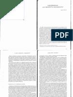 Articulo - La modernidad un proyecto incompleto - Jurgen Habermas
