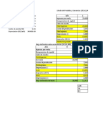 Evaluacion Economica de Proyecto de Oro