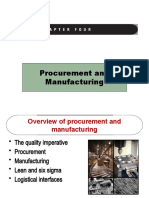 2-Procurement and Manufacturing
