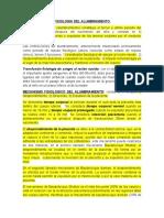 FISIOLOGIA DEL ALUMBRAMIENTO PARTE l