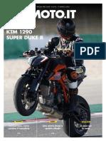 Moto sprint aprile 2020