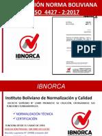 IBNORCA NORMA 4427 2