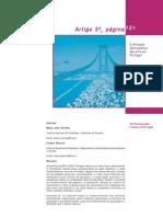 CARRILHO, Maria - A situação demográfica recente em Portugal (2 semestre de 2010)