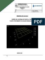 MEMORIA DE CALCULO DEL DISEÑO DE PUESTA A TIERRA TIERRA-PLT3 (2) (1)