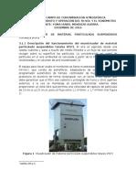 SALIDA DE CAMPO DE CONTAMINACIÓN ATMOSFÉRICA