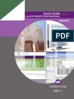 CoLOS Create Pro Quick Guide_A40022-B
