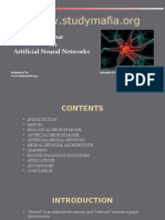 Artificial Neural Networks Ppt