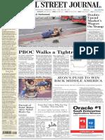 Wallstreetjournalasia 20170323 the Wall Street Journal Asia