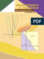 2020 HSC Science Maths Paper 1
