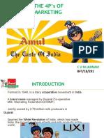 AMUL CVM.pptx