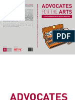 Advocates for the Arts - A Legal Handbook for the Creative Industries