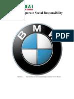 BMW CSR 2020