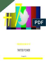#7. Twitter power