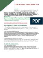 ASIE DU SUD ET ASIE DE L'EST:LES DEFIS DE LA POPULATION ET DE LA CROISSANCE