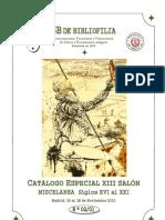 catalogo 3B de Biblioflia